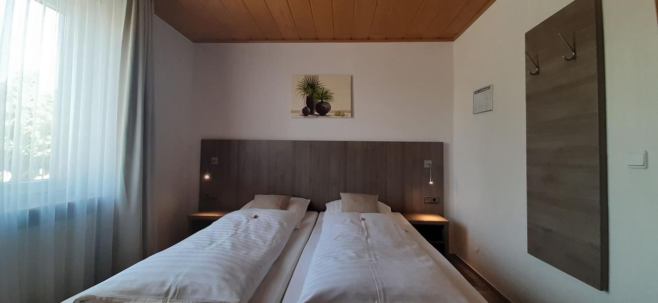 Doppelzimmer Classic Bett