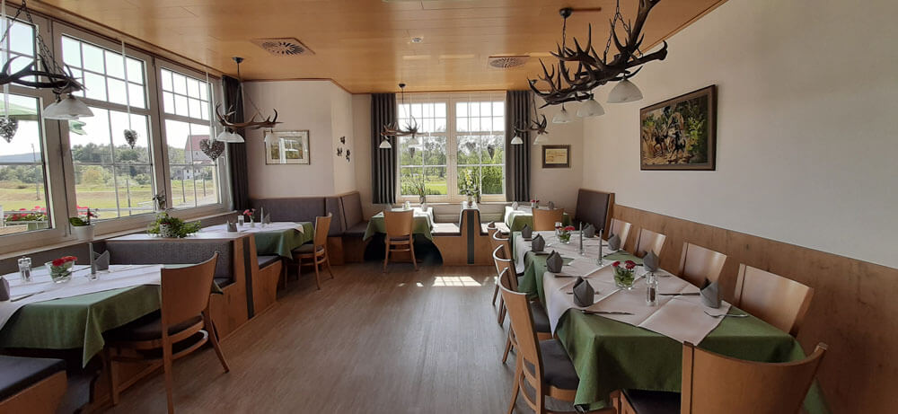 Restaurant, Jägerzimmer
