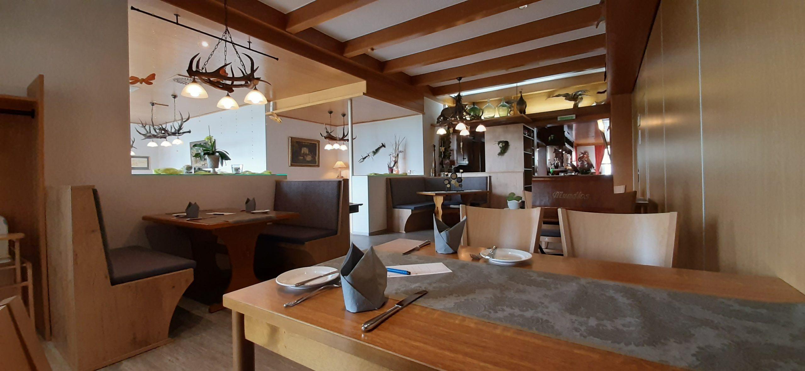 Restaurant 2020 Tisch 89